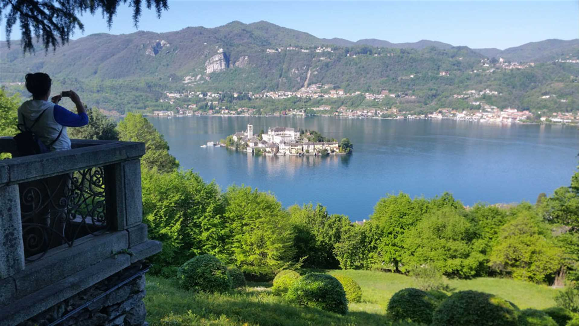Billedresultat for lago d'orta